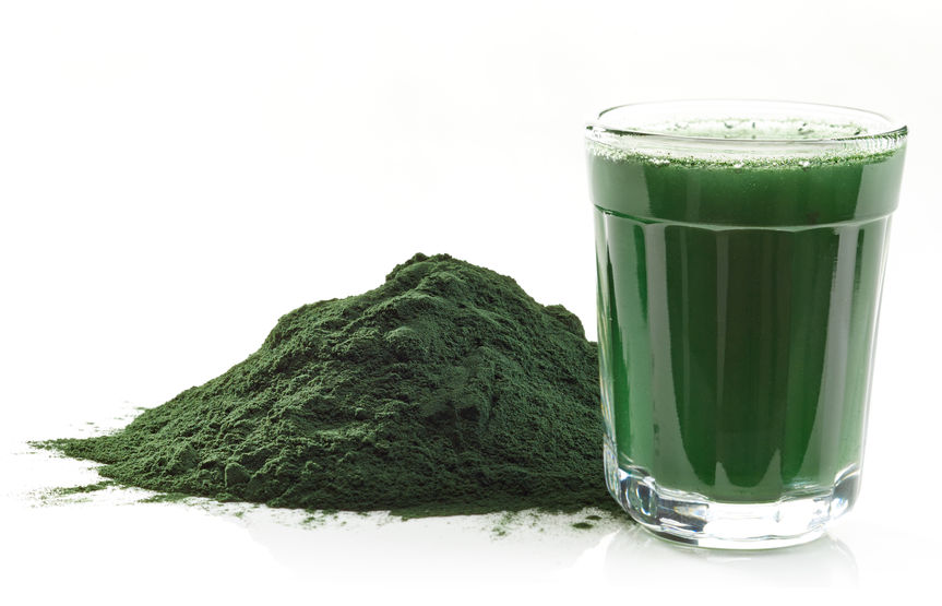 Spirulina - The Organic Choice