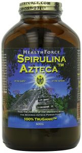 Spirulina Azteca - The Organic Choice